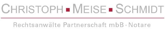 Christoph Meise Schmidt Logo